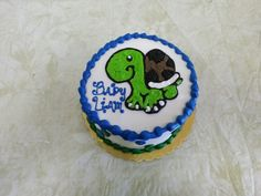 Turtle for a baby shower