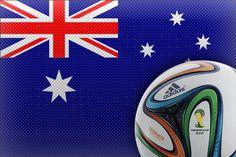 Austrália na Copa 2014 #futebol