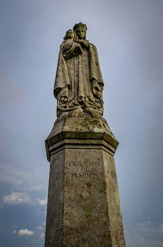 Our Lady of Penrhys, Rhondda Valleys