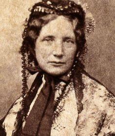 Harriet Beecher Stowe ACEO Art Deco Portrait Famous Abolitionists Women Authors