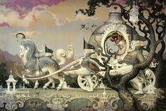 """Moving My Intentions"" ~ Daniel Merriam ~ Watercolorist Extraordinaire ~ Miks' Pics ""Daniel Merriam l"" board @ http://www.pinterest.com/msmgish/daniel-merriam-l/"