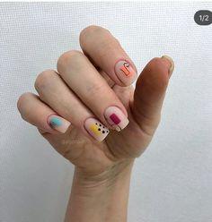 Manicure, Aycrlic Nails, Diy Nails, Hair And Nails, Nail Design Stiletto, Nail Design Glitter, Really Cute Nails, Pretty Nails, Fabulous Nails