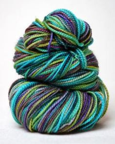 another yummy yarn..... these are so pretty! I want all 75 colors!!!