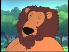 Λιοντάρι και Λαγός Aisop's Fables Disney Characters, Fictional Characters, Disney Princess, Videos, Fantasy Characters, Disney Princesses, Disney Princes