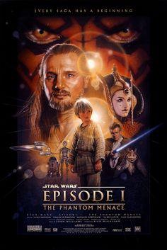 El señor de los bloguiños: Star Wars, episodio I. La amenaza fantasma (1999) ...