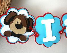 Owl High Chair Banner Baby's First Birthday by treelittlebirdz