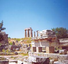 Άρχαία Κόρινθος...