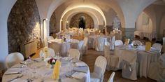 Seconda opzione per una sala dove festeggiare il proprio matrimonio al Castel Ivano