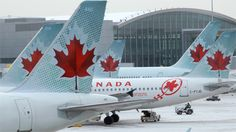 Air Canada  To Captain Doug M. - surviving another winter of de-icingggggggggg   lsp