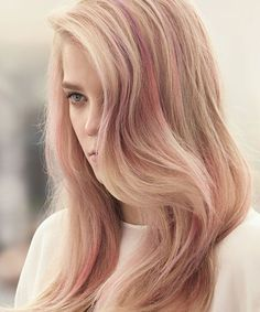 One of the many things we love about the pastel-hair phenomenon is that it's so versatile — you can choose your own My Little Pony adventure. If you're looking for a more subdued version of the trend, or are just plain ol' sick of babylights and...