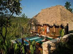 Full of reserves and parks, Belize is an eco tourism hotspot.
