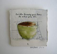 Rae Dunn's pottery...love it