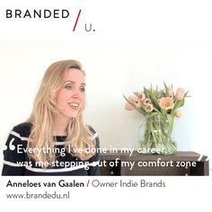 Anneloes van Gaalen / Owner Indie Brands