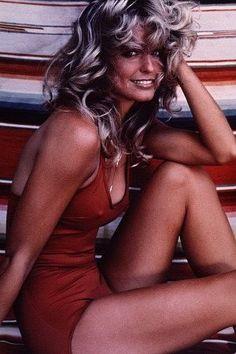 Farah Fawcett 1970's