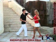 Enchufle con coca cola Dolce Dance