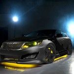 Batman Inspired Kia