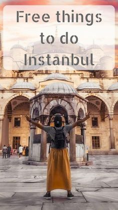 10 Free Things To Do In Istanbul (Save That Money For Drinks! Istanbul Hotels, Istanbul Travel, Turkey Vacation, Turkey Travel, Malaysia Travel, Thailand Travel, Travel Oklahoma, Free Things To Do, New York Travel