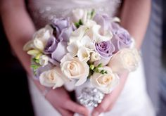 modern purple weddings | Modern Purple Wedding in Ottawa, Ontario