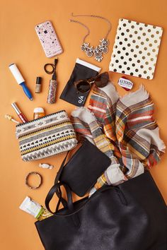 What's in our fabulous founder @susangkoger's bag? Check our blog for the inside scoop!