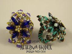 AETERNA BIJOUX by Patrizia Failla jewelry designer: PF 34 - CALLIOPE (PDF: 13 pagine / pages)  Italian...