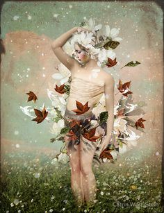 Little Snowflake by Catrin Welz-Stein