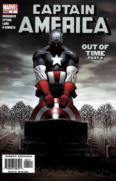 Captain America (2005) #4 -- Marvel Comics -- Read on: 4/10/2014 -- Rating: 4/5