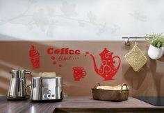 Negozio online di Adesivi murali per la cucina - wall-art.it