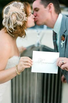 Use these ideas for a second trip down the aisle.