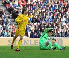 PL Sunderland vs Liverpool 0-1, a Lazar Markovic