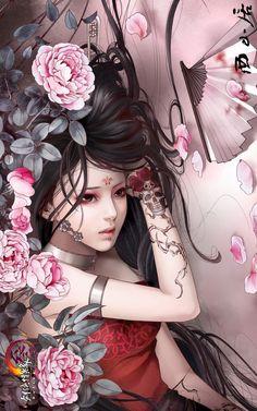Art / Oriental / Fantasy