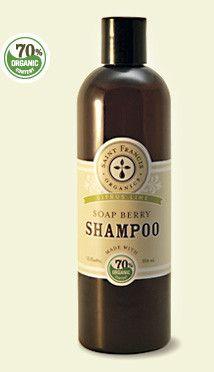 Natural/Organic Shampoo