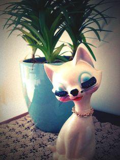 Kitty #vintage
