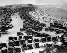 1920s : 4th July, Nantasket Beach, Massachusetts