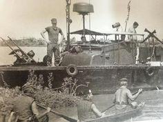 US Navy Riverine Force - Vietnam (Brown Water Navy)