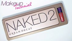 Urban Decay Naked 2 palette tutorial
