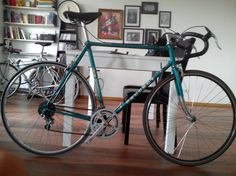 What u say about line?:D Well, after Peugeot Profesional model, Couse was also done on Reynolds 531 tubes, witch makes it pretty much high end model from Peugeot in that times.