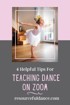4 Helpful Tips for Teaching Dance On Zoom - Resourceful Dance Dance Moms, Teach Dance, Home Dance, Just Dance, Dance Hip Hop, Hip Hop Dance Classes, Online Dance Classes, Dance Online, Dance Class Games
