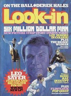Look-in magazine covers - Retronaut