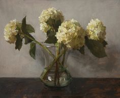 Hydrangea Bouquet by Michael Klein