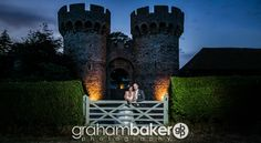 Cooling Castle Barn Rochester Kent Wedding portraits - Graham Baker Photography South East London and Kent