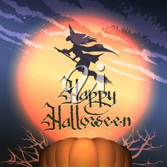 Buy Happy Halloween Poster with Pumpkin and Flying Witch by on GraphicRiver. Happy Halloween Background with Pumpkin, Full moon, hand made lettering and Flying Witch. Halloween Poster, Halloween Clipart, Happy Halloween, Flying Witch, Halloween Backgrounds, Clipart Images, Full Moon, Royalty Free Images, Pumpkin