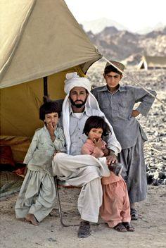 Baluchistan, Pakistan Family