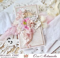 Вдохновение с AllmaCraft от Оли Мокшановой ♥ Shabby Chic Cards, Atc Cards, Gift Tags, Gift Wrapping, Diy Crafts, Collages, Scrapbooking, Craft, Butcher Paper
