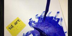 Atenea Acrylics new product at i.d. art
