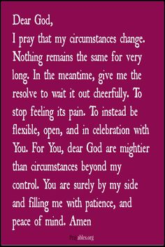 Amen! http://prayables.org more inspirational quotes, Bible verse, prayers and blessings.