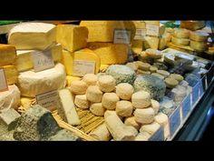 Paris, France: Rue Cler Street Market - YouTube