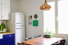 我們看到了。我們是生活@家。: 芬蘭插畫家Jutta的廚房翻新計劃!