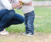 What to do when your child is toilet trained for pee but refuses to poop on the potty.
