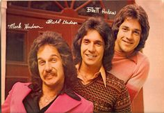 The Hudson Brothers. Bill, Mark & Brett had a few minor Top 40 hits, So You Are a Star and Rendezvous and starred in two comedy series The Hudson Brothers Show on CBS in the summer of 1974 and The Hudson Brothers Razzle Dazzle Show also on CBS on Saturday mornings from '74 - '75. Hey Margolis!