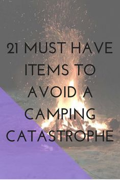Wondering How To Prepare For A Camping? Start Here With These Camping Must Haves! - Camping Tips Solo Camping, Camping List, Camping Guide, Camping Checklist, Camping World, Camping With Kids, Family Camping, Tent Camping, Outdoor Camping